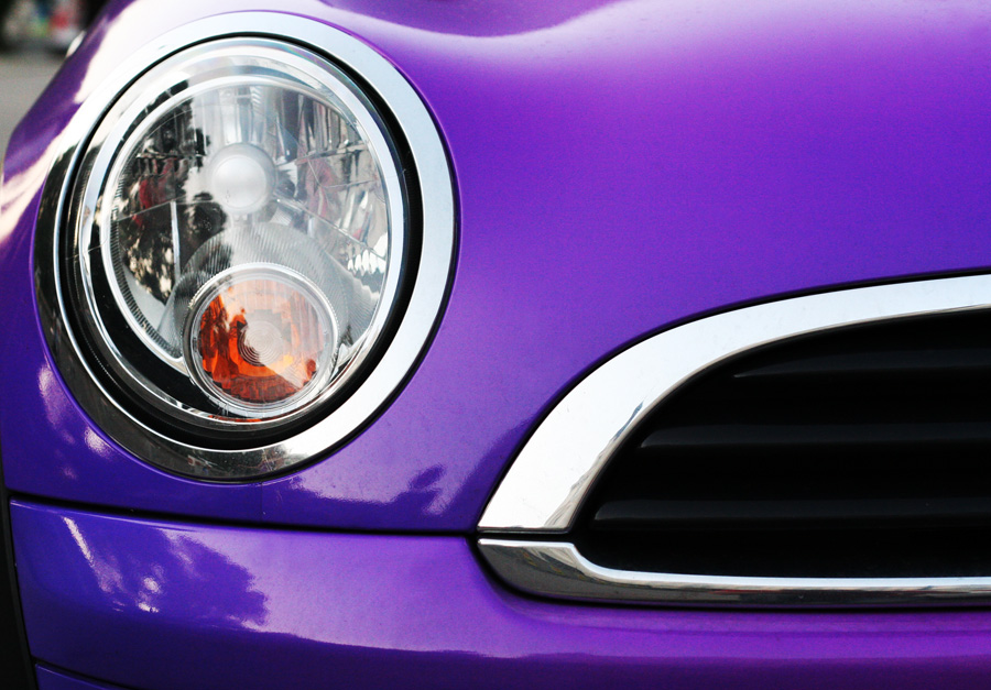 Purple Mini