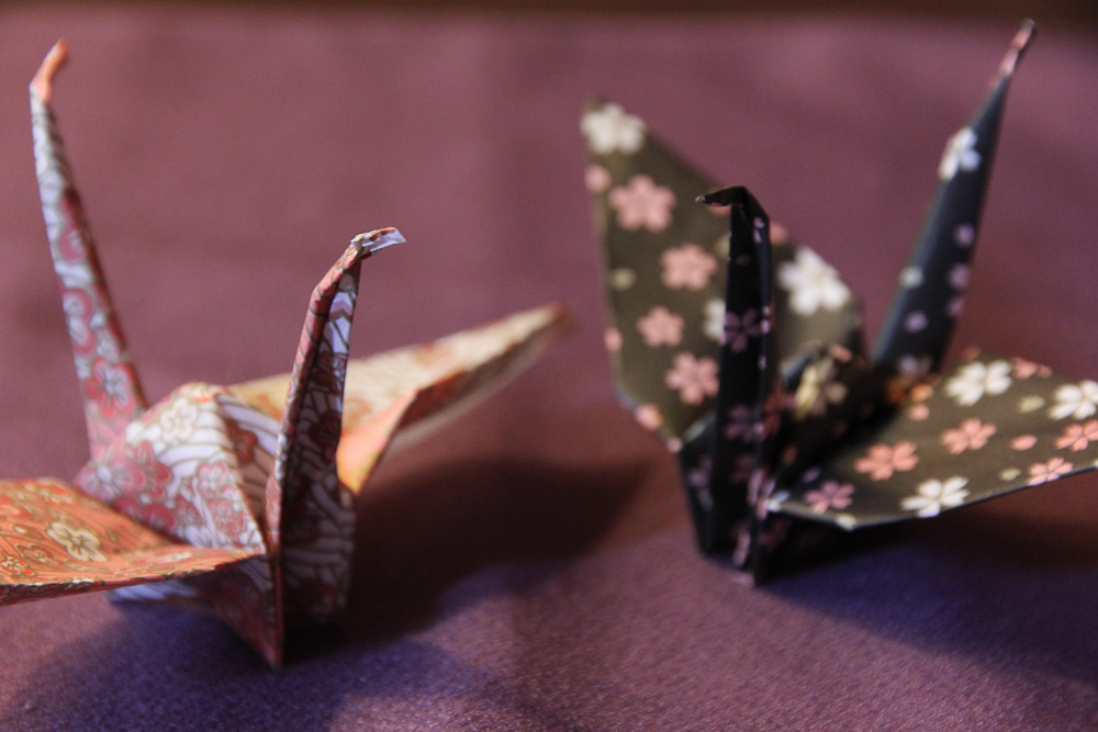 Origami Swans
