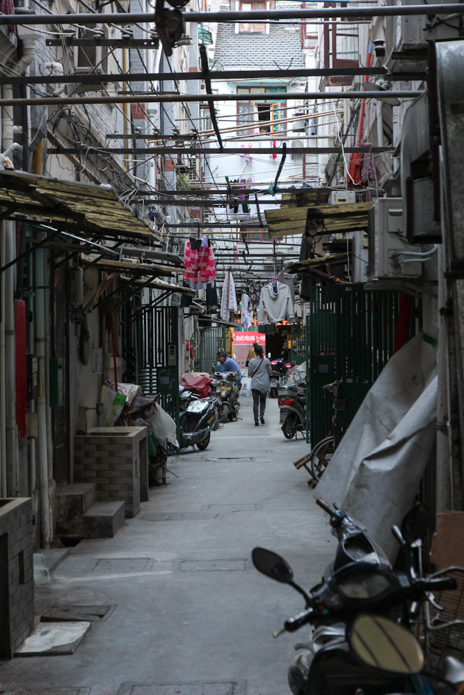 Streets of Shanghai #8